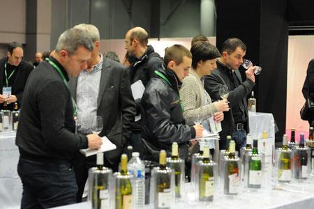 Près de 9000 visiteurs se sont pressés devant les stands du Salon des vins de Loire.