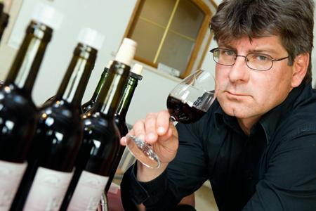 Stéphane Héraud, le président de Association générale de la production viticole. © VIGNERONS DE TUTIAC