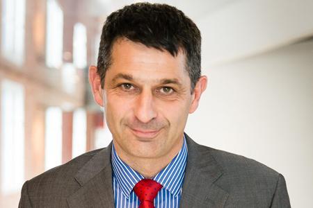 Thomas Montagne, nouveau président des Vignerons indépendants de France. ©VIF