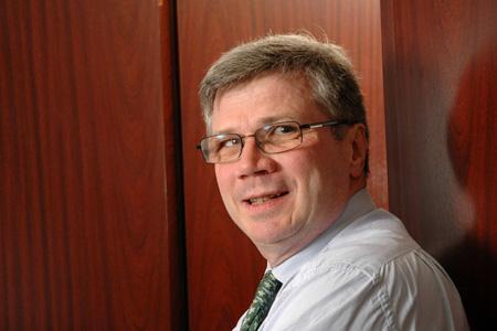 Jérôme Agostini, directeur du CNIV, fait le point sur les CVO. © J.-C. GRELIER