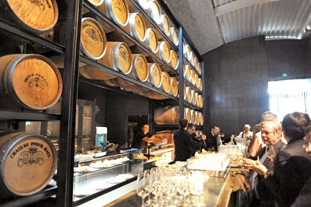 Enquête InterLoire-Ipsos : les bars à vins sont confiants dans l'avenir. © S. AUDRAS/REA