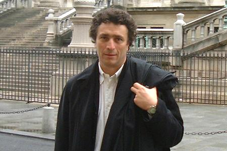 Me Bernard Revest, l'avocat de Jacky Chatelain