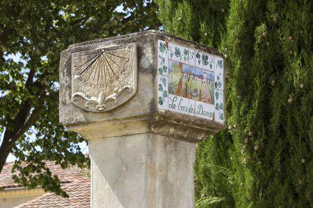 750 plants de vignes ont été volés au domaine du Bois des Dames, dans le Vaucluse. ©DOMAINEHUGUESMEFFRE