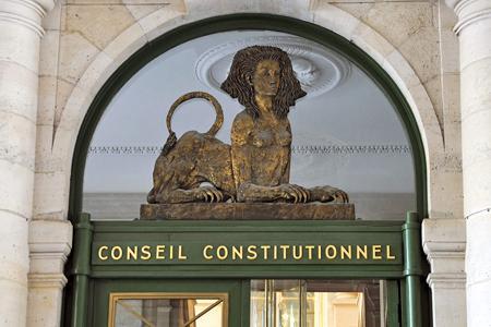 Cotisations interprofessionnelles : les CVO conformes à la Constitution. © C. PETIT-TESSON/MAXPPP