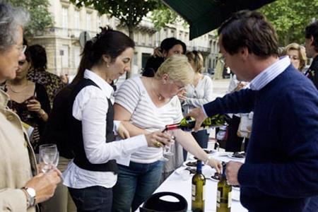 La femme est-elle l'avenir du vin ? © P. ROY