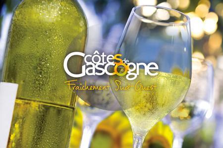 La communication de l'appellation Côtes de Gascogne change pour ses 40 ans.
