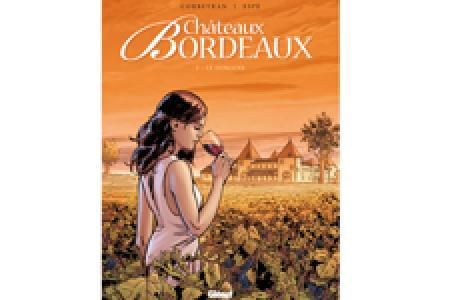 Couverture de la bande dessinée « Château Bordeaux »