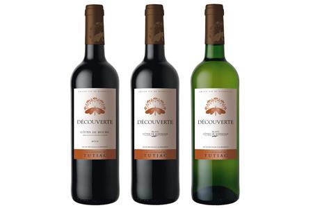 Pour chaque bouteille de la gamme Découverte vendue, Vignerons de Tutiac reversera 20centimes d'euros à MSF durant tout le mois d'août.