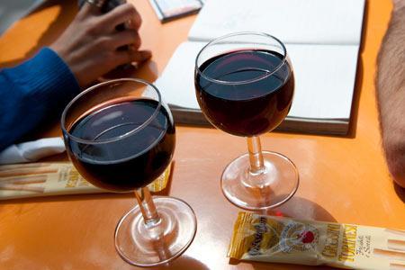 Vin : le goût pour la complexité vient avec l'habitude. © P. GLEIZES