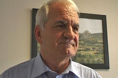 Denis Verdier, à la tête des Vignerons coopérateurs de France © B. VITASSE