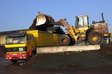 En 2013, l'Alsace a eu le droit de méthaniser ou de composter 6 000 t de marcs. © C. WATIER