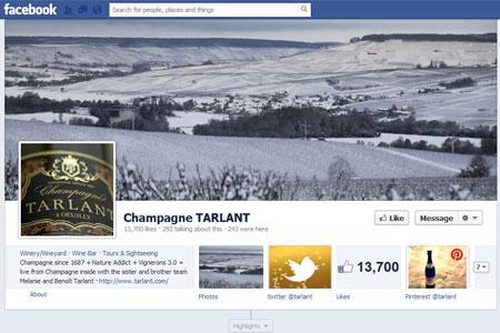 « N'ayez pas peur, allez-y ! » conseille Benoît Tarlant, vigneron champenois.
