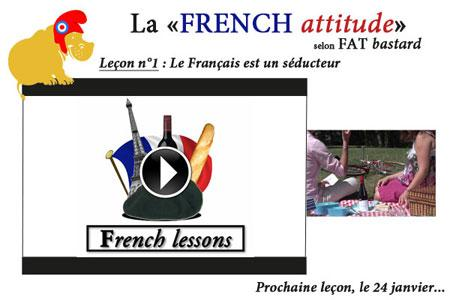 Marketing : Fat Bastard se joue des clichés français.