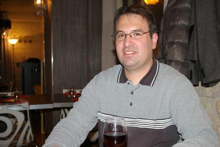 Frédéric Laveur, responsable de l'ODG Beaujolais. © D. B.
