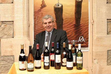 Jacques Gravegeal préside depuis vingt-cinq ans l'ODG de l'IGP Pays d'Oc. Il doit faire face à une fronde de la part de Coop de France Languedoc-Rousillon. (Photo d'archive). ©B.MODICA
