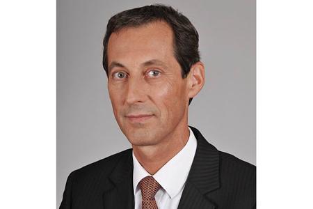 Hervé Henrotte, chef du service vins et spiritueux à Ubifrance