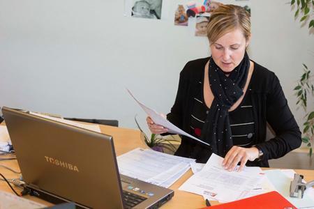 Le formulaire du crédit d'impôt pour la compétitivité et l'emploi est long et complexe à remplir. © C. THIRIET
