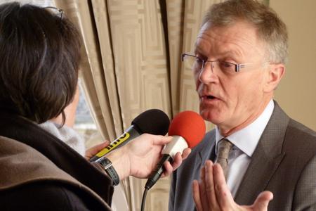 Jean-Charles Bocquet, directeur général de l'UIPP. © L. CAILLAUD