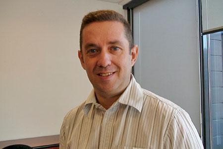 Jérôme Despey, président du conseil spécialisé des vins de FranceAgriMer.