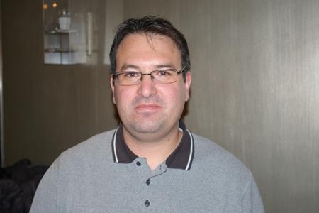 Frédéric Laveur, président de l'ODG Beaujolais Beaujolais villages, plaide pour ces contrats qui assurent un revenu au viticulteur. ©D.B.