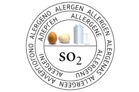 Logo européen sur les allergènes