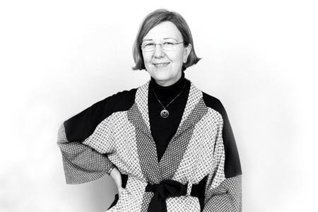 Marie-Christine Tarby, présidente de Vin et société.