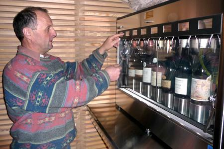 Bourgogne : le vin au verre à Mercurey