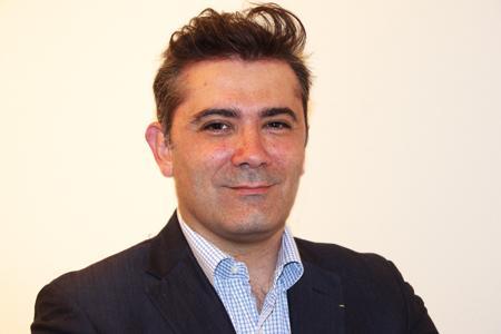Olivier Antoine-Geny, directeur d'AOC Conseils pour l'Aquitaine et la Loire.