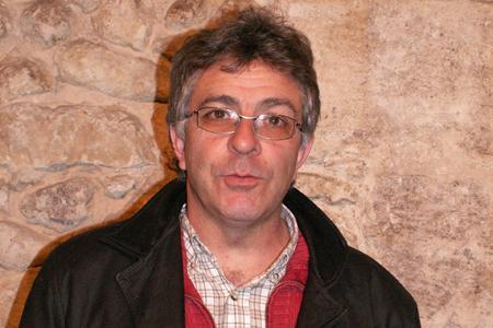 Patrick Vasseur, président de la FDSEA de Gironde