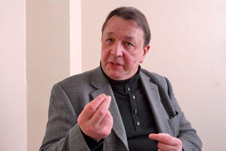 Jean-Michel Peyronnet, journaliste et un des moteurs du projet Edonys. © J.-C. GRELIER/GFA