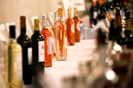 Le CIVB lance la campagne publicitaire estivale de promotion des rosés de Bordeaux. ©P.ROY