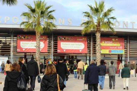 La 25e édition du Sitévi aura lieu du 29 novembre au 1er décembre au parc des expositions de Montpellier (Hérault). © APFOUCHA/FF