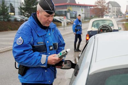 Alcoolémie au volant : des seuils inchangés, mais des sanctions renforcées ©F. MAIGROT/REA