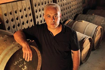 Michel Issaly, président des Vignerons indépendants de France
