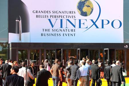 Salon : Vinexpo, se prépare à ouvrir ses portes à Bordeaux © VINEXPO
