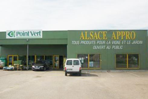 Alsace le comptoir agricole int gre deux coops d appro - Comptoir agricole bas rhin ...