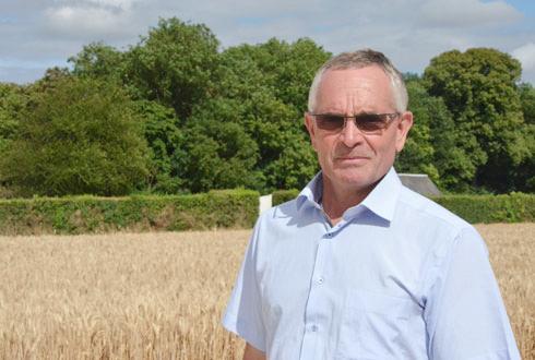 «Nous incluons les agriculteurs très en amont pour trouver ensemble de nouveaux schémas logistiques, fait savoir Bruno Bouvat-Martin, vice-président d'Axéréal. Notre volonté n'est pas d'avoir moins de services, mais de meilleurs services.» © A. RICHARD