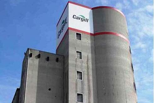 Cargill possède une unique malterie en France, à Strasbourg, qui produit chaque année 75 000 t de malt et emploie 12 personnes. © CARGILL