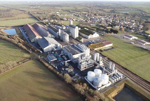 En 2018, l'usine de trituration de Chalandray qui produisait du biodiesel va également produire de l'huile alimentaire.