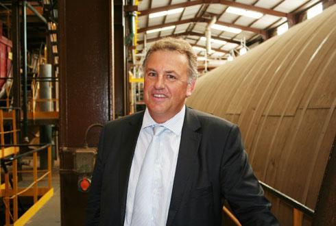 Olivier de Bohan, président de Cristal Union: «Les agissements insidieux de Tereos sont intolérables.» © B.CAILLIEZ