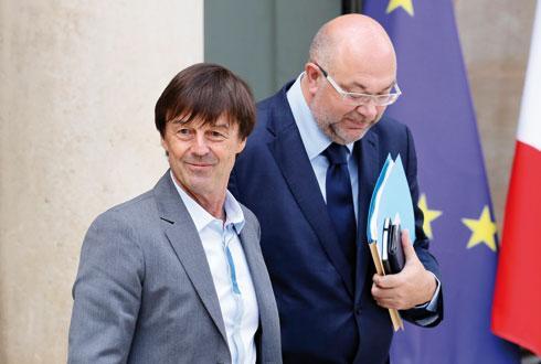 Les relations entre le ministre de l'Ecologie et le ministre de l'Agriculture ne sont pas au beau fixe, mais sur le nouveau plan phytos, l'union semble de mise.