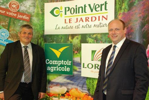 Alsace lorraine lorca s 39 associe au cah en jardinerie - Comptoir agricole bas rhin ...