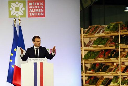 La séparation était un engagement de campagne, donc pas de réelle surprise après le discours d'Emmanuel Macron. Reste à voir comment. © AFP