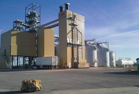 Océalia collecte aujourd'hui 1,5 Mt de céréales dont 8 000 t en bio.