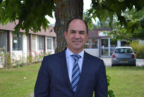 Philippe Saux, ex-directeur général adjoint du pôle semences du groupe Euralis depuis 2013, est devenu directeur général le 1erseptembre dernier. Il succède à Roger Catala qui part à la retraite. © F. JACQUEMOUD