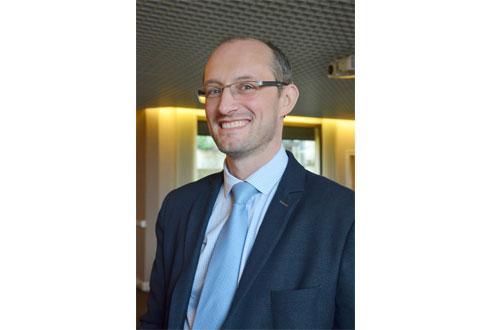 A 45 ans, Antoine Pissier devient le «patron» des négociants. Il est lui-même à la tête d'une entreprise familiale, avec son frère Matthieu, qui emploie 66 collaborateurs. © A. RICHARD