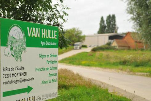 Les agriculteurs et négoces ont peu de chance de toucher leur créance, après la cessation de l'activité de Van Hulle Agro-distribution.