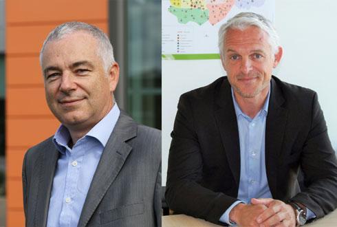 La direction de la branche Métiers du grain est vacante. Damien François (à gauche) et Tanguy Poupart ont été remerciés.