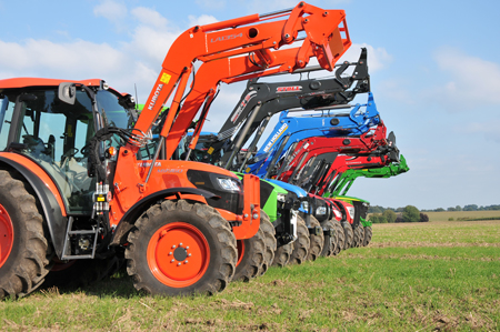 Tracteurs : chute brutale des immatriculations