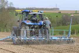 Tracteur - Photo : Stéphane LEITENBERGER